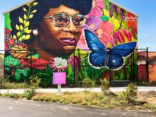 Celebrating Women in Street Art