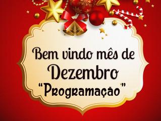 Programação de Dezembro