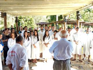 Batismo, 11 de Agosto de 2018