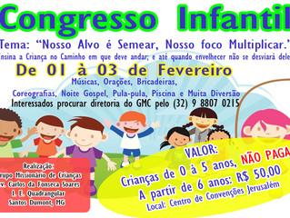 Congresso Infantil
