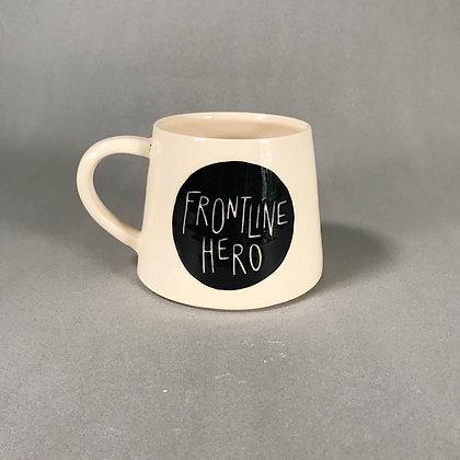 Frontline Hero mug