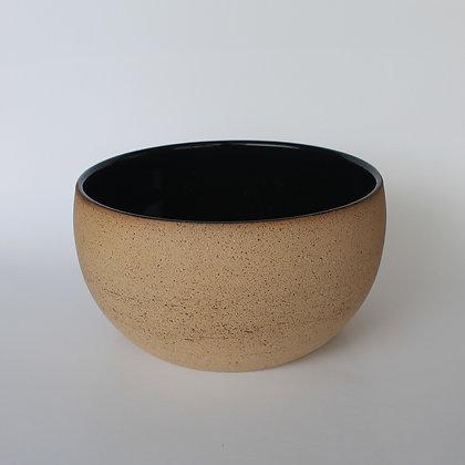 Black Speckled Bowl