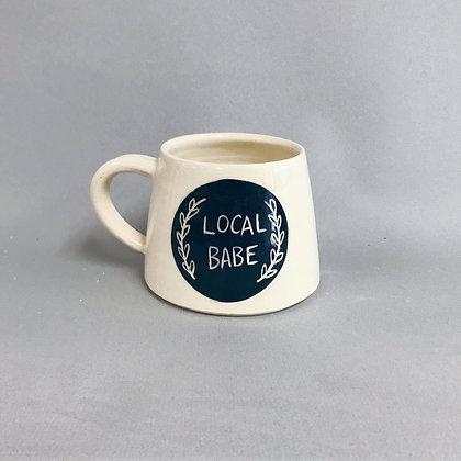 Local Babe mug