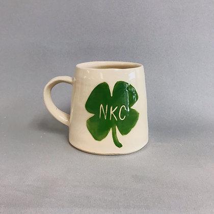 NKC Clover mug