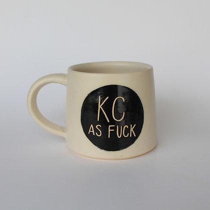 KC AF mug
