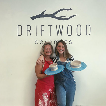 Mother's Day Pottery Class: 1- 2:30pm