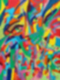Oculto entre figuras(2020) 24x18.JPG