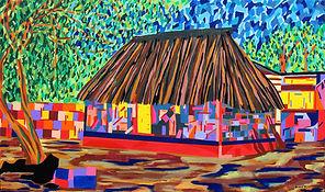 Tiholop, Yaxcabá, Yucatán (2020)22x37x2.