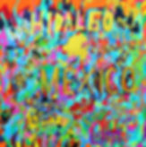 Yä kūhū(los colores) (2019) 36x36x3. Pro