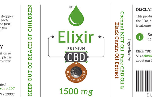 Black Cumin 1500 mg