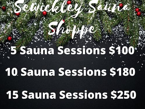 5 Saunas