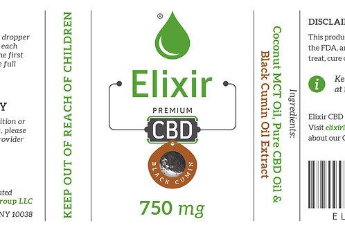 Black Cumin 750 mg