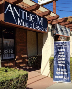 Anthem Music Lessons