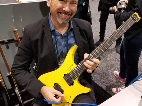 Anthem Music Lessons at NAMM 2020!