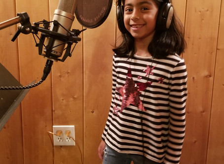 Vocal Student Raashi Competes in 2020 Burbank Singing Star Finals!