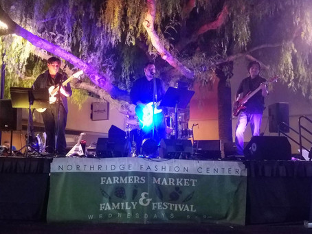 Anthem Music at The Farmers Market