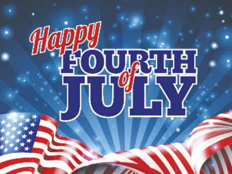 Anthem Music Lessons wishes everyone a Happy 4th of July!!!