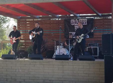 """""""Cash up Front"""" at Logger Fest!"""