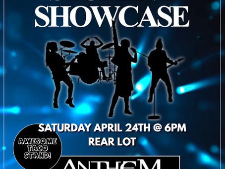 Anthem Music Student Showcase