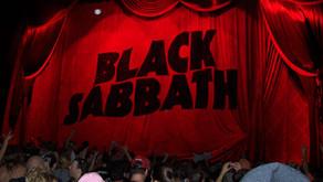 Backstage al Paranoid de Black Sabbath