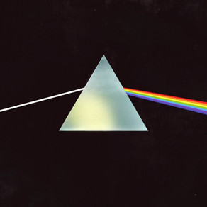 Backstage a The Dark Side Of The Moon de Pink Floyd