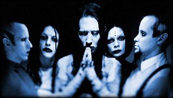 Backstage al Antichrist Superstar