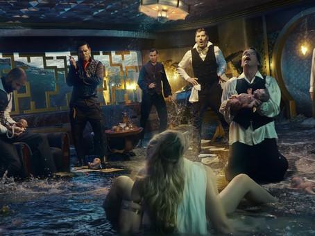 """Rammstein saca un nuevo video """"behind the scenes"""", a un año del lanzamiento de su último álbum"""