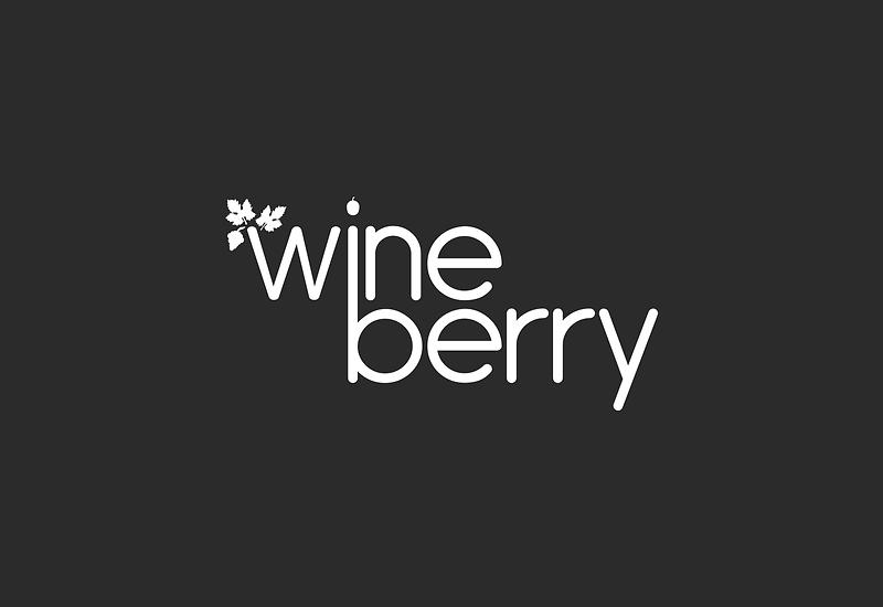 wine berry logo