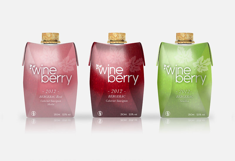 wineberry set