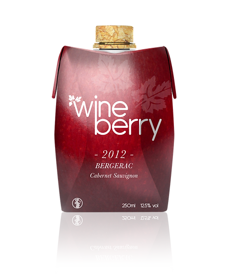 wine berry packaging