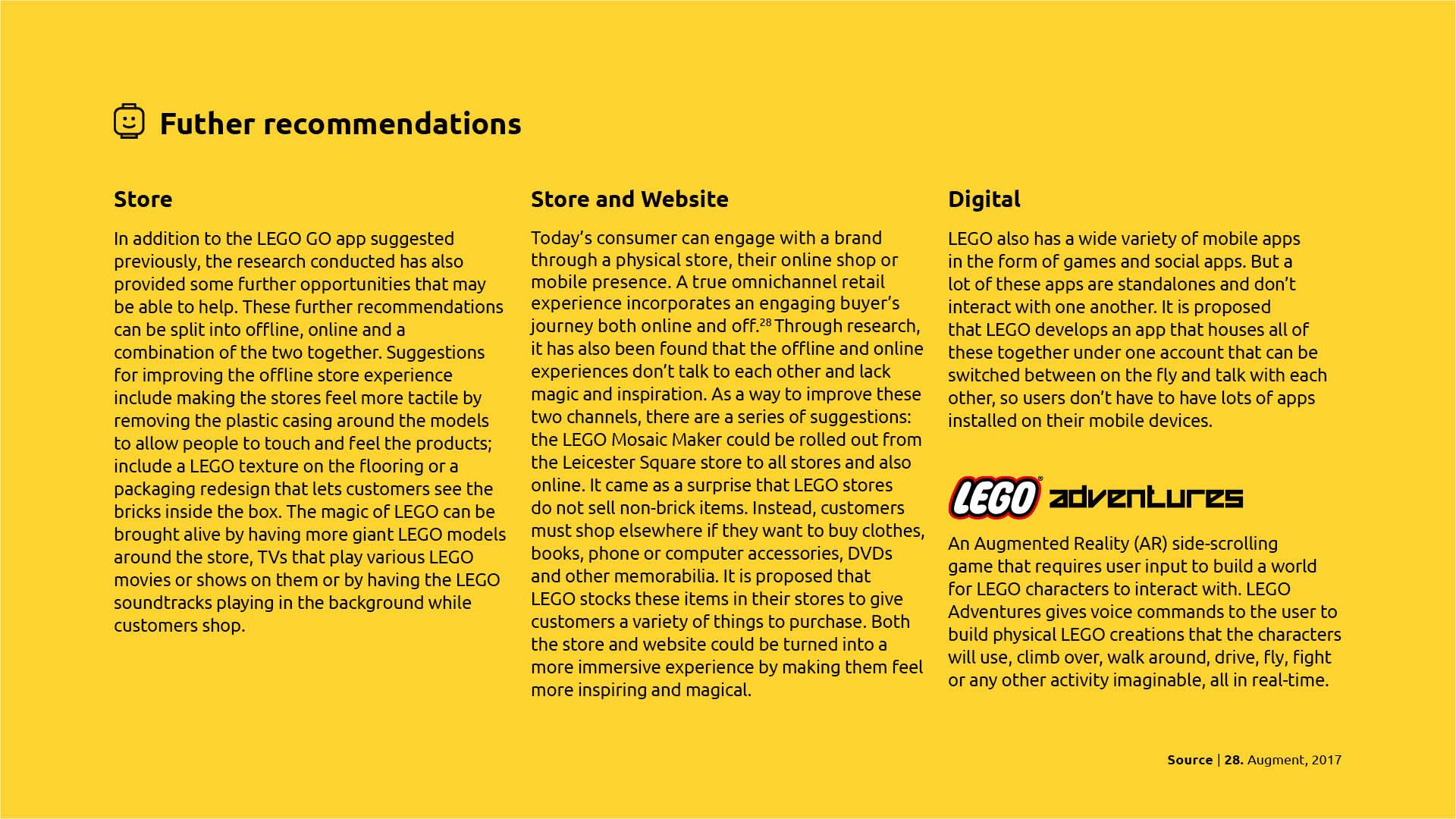 LEGO | Sian Huxtable