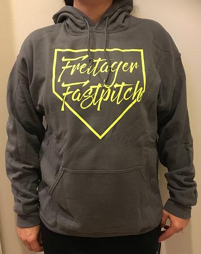 Freitager Fastpitch Hooded Sweatshirt