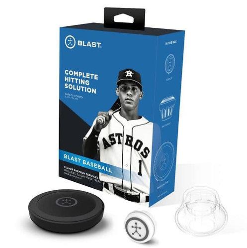 Blast Baseball Sensor plus pro-rated membership through November 2021