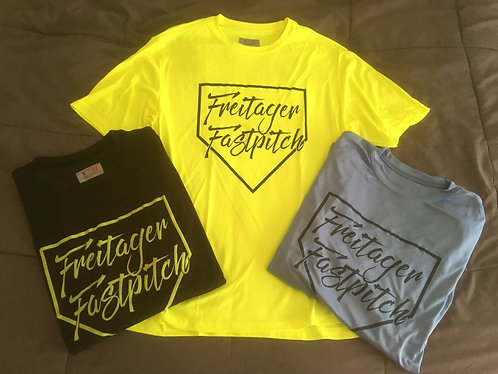 Dry fit t-shirts - Solid color