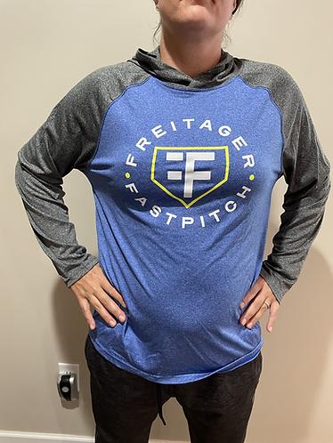 FF Performance Dry Fit LS T-shirt Hoodie