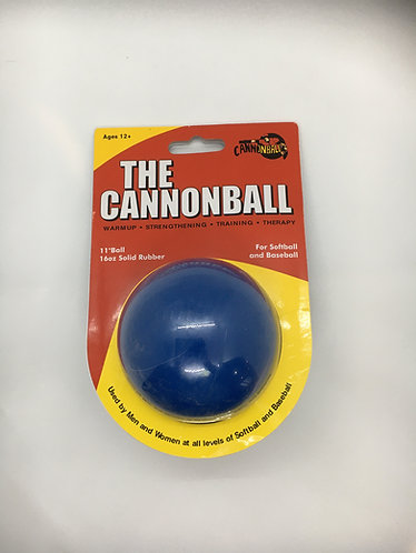 Cannonball Weighted Training Ball