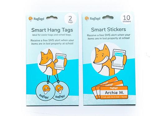 Saver Bundle - Stickers 10x and Hang Tags 2x