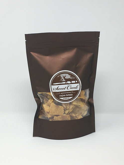8 oz Bag Cajun Brittle
