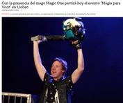 MAGIC ONE (ex Magic Twins)
