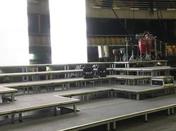 escenario desnivel MB