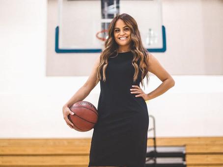 Former Saddleback WBB Standout Desiree Ale Raising The Women's Sports Profile