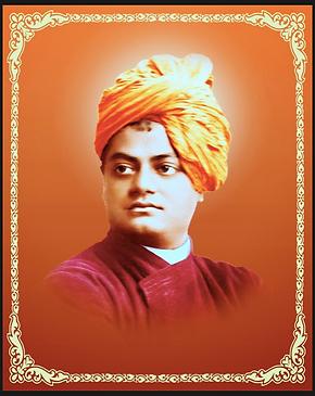 Patriot-saint Swami Vivekananda