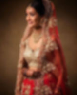My beautiful May bride Priya ! What an a