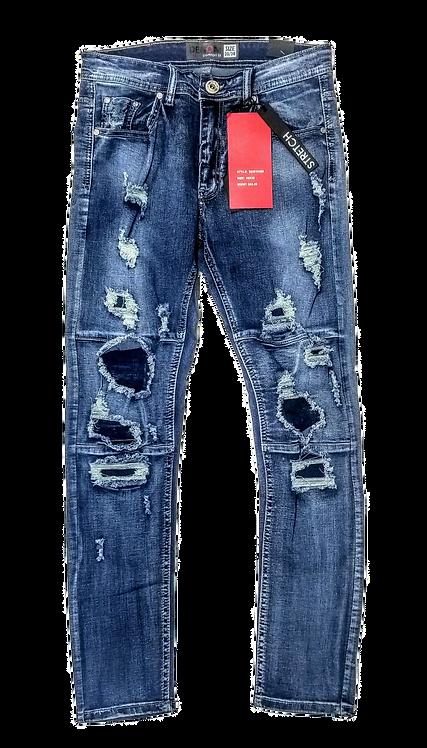 Urban Fashion Jeans FJ-2020 (Case of 12 Pcs)