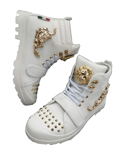 Urban Fashion Sneakers Style #017 (Case of 6 Pairs)