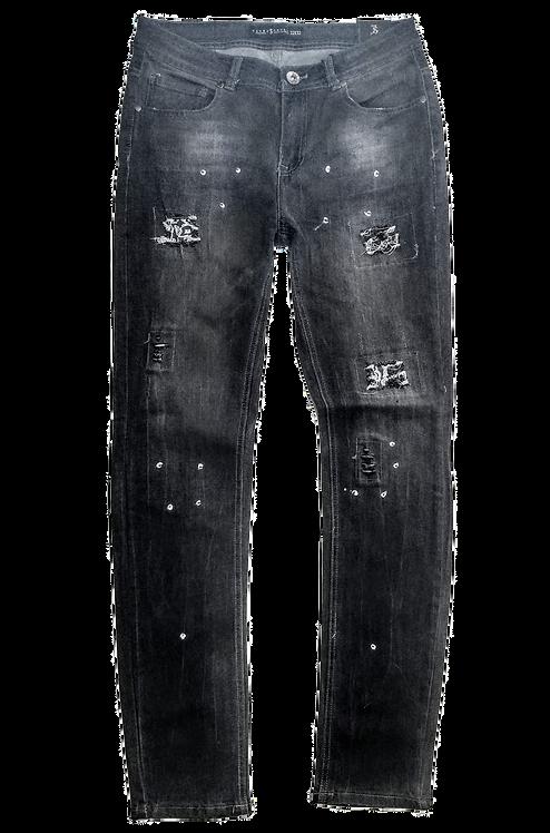 Men's Urban Fashion Jeans Style DJ-2021