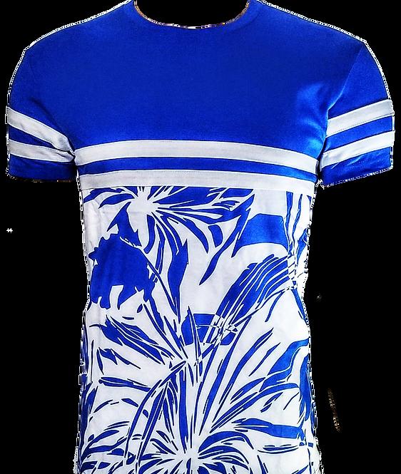 Designer T-Shirt #2041 (Pack of 6 Pcs)