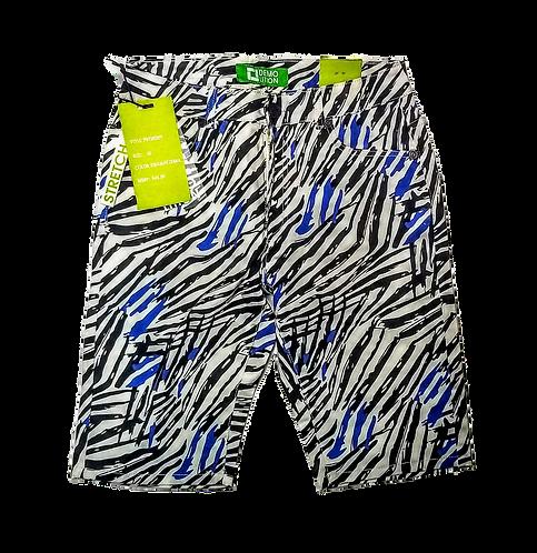 Short Denim Jeans SDJ-2023  (Case of 12 Pcs)