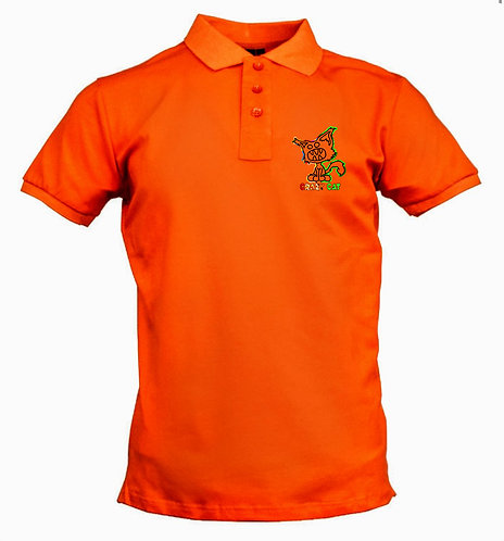 Polo Signature T-Shirt Crazy Cat By Addesso (Box of 6 Pieces)
