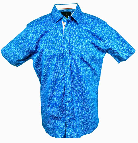 Buttons Down Shirts Style #2219 (Case of 8 Pcs)